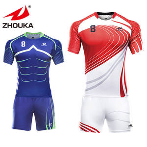 Top Selling Rugby Wear High Quality Custom Rugby Jersey