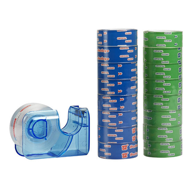 12mm, 15mm,18mm, 24mm hot sale waterproof bopp acrylic office seal tape
