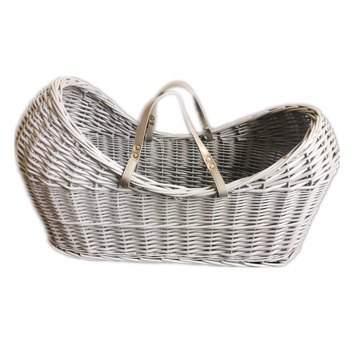 100% Handmade wicker cradle wholesale wicker cradle/cuna bebe