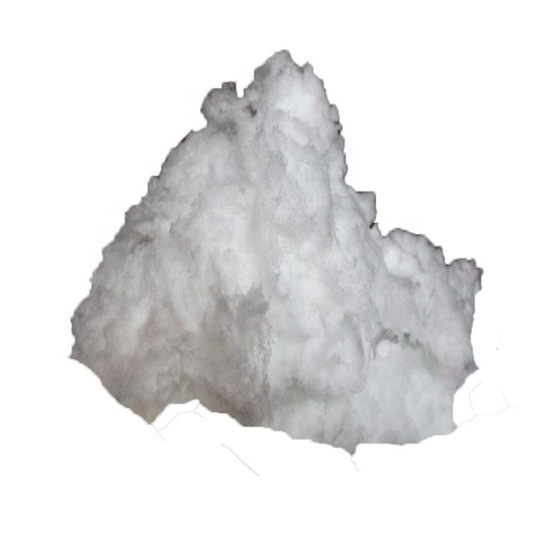 Non-asbestos heat resistant aluminum silicate ceramic fiber white cotton used as filling insulation material for oven and boiler