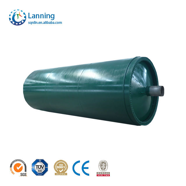 Lanning rubber tire retreading machine for used tire