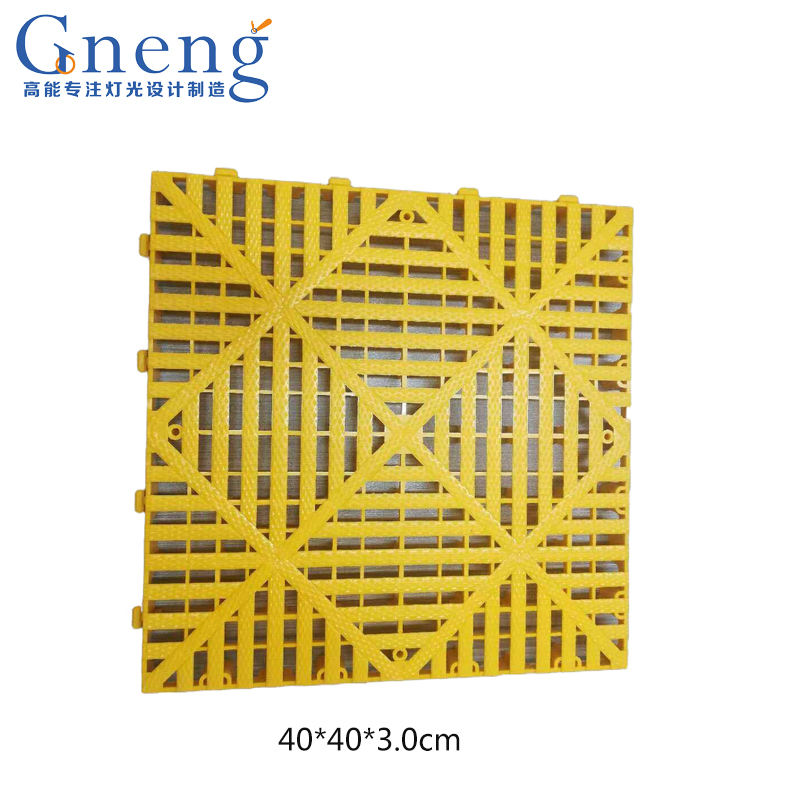 Chinese Factory High Quality Polymer Plastic Grille Plastic Floor For Car Wash Floor Tile 2.0