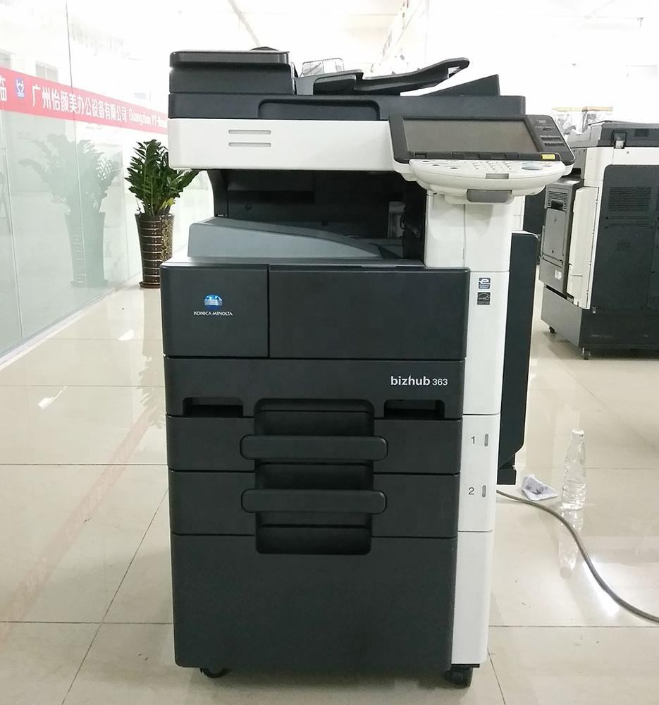 Used Laser Printers Photocopiers for Konica Minolta BH423 363 283 Second hand USA Copiers