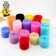 2017 new style Colorful Magic tape hooks plastic hair roller