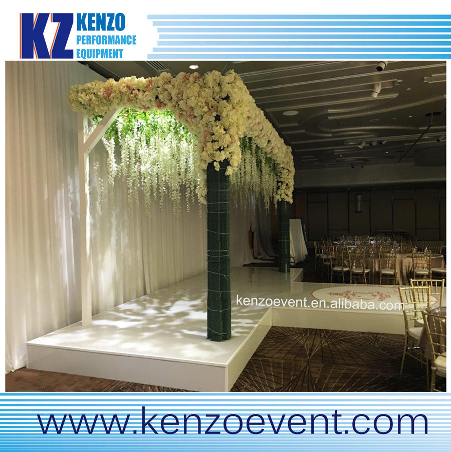 Banquet Stage/Wedding Stage Platform Portable Acrylic Platform