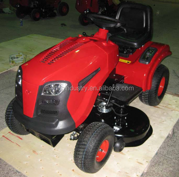 CE Approval 4WD Lawn Mower Tractor with Competitive Price