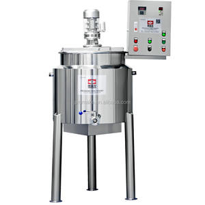 100L bar soap making machine with heating and mixing function