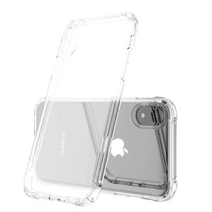 Clear tpu pc phone case for iphone, new design phone shell for iphone 6/7/8/X/XS, plastic hard case for smart phone cover