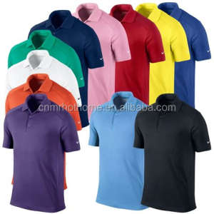 OEM wholesale polo, blank custom men's polo shirt business golf polo