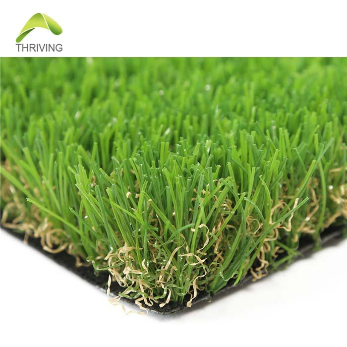 Manufactory high simulation artificial grass for wall