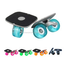 Skate Board Portable Drift Board For Roller Road Drift Plate Anti-skid Skateboard