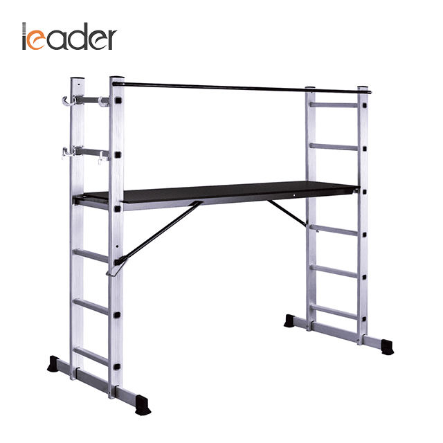 Wholesale Material Aluminum Ladder Scaffolding Prices