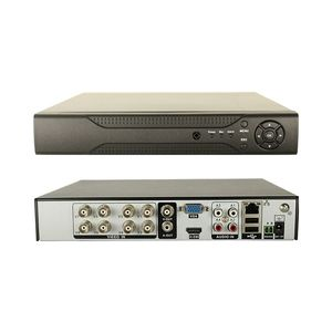 4ch/8ch/16ch h.264 standalone cctv dvr security Network DVR System P2P