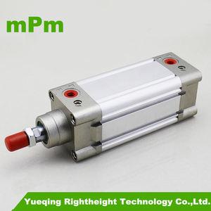 Xi lanh khí khí nén, ISO6431 Tiêu Chuẩn DNC Đôi quyền xi lanh khí nén cho festo Đường Kính 32 40 63 80 100 mét tất cả các series