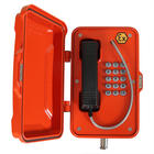 Full keypad Heat-resisting IP66 IP 67 Waterproof Industrial Explosion proof Telephones