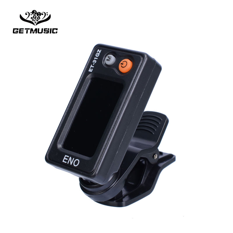 ENO ET-31GZ Clip-on Chromatic Tuner ENO Tuner per GZ GuZheng