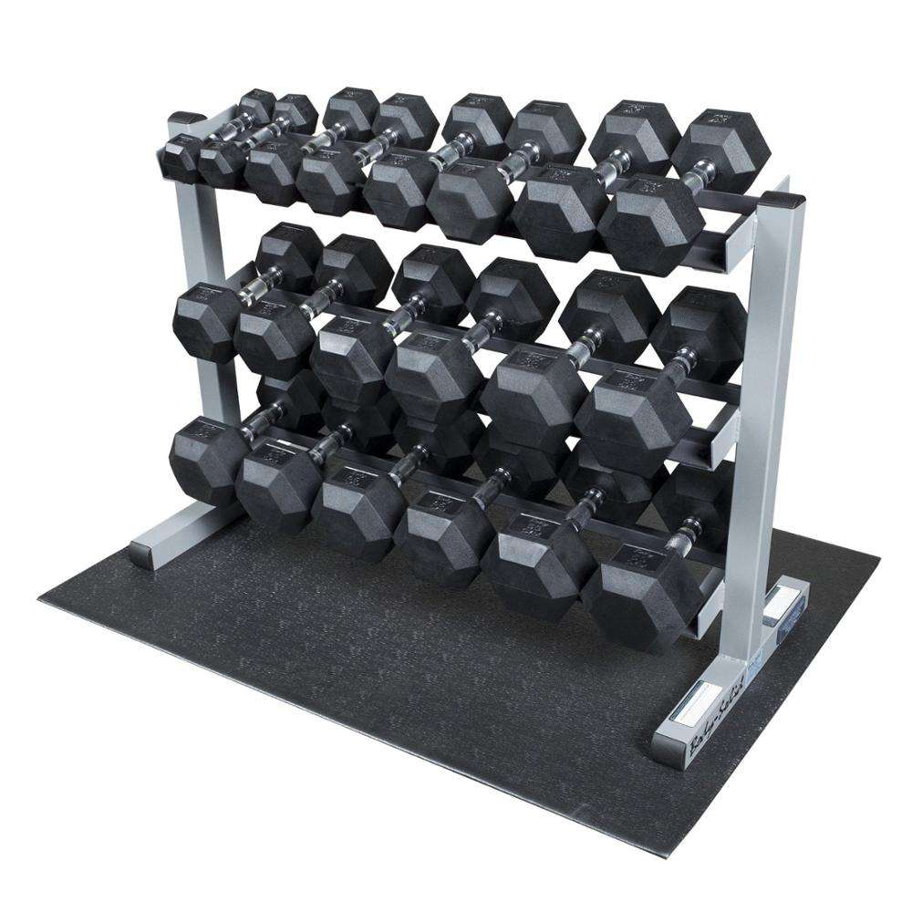 2018 best sale cheap ningbo Double Neoprene Coated Workout Weights Non-Chip and Flake dumbbell bench
