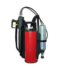 12L Backpack Water Mist Fire Extinguisher Gun