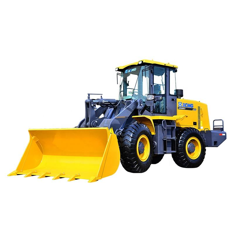 New construction machine heavy equipment LW300FV 3ton wheel loader price