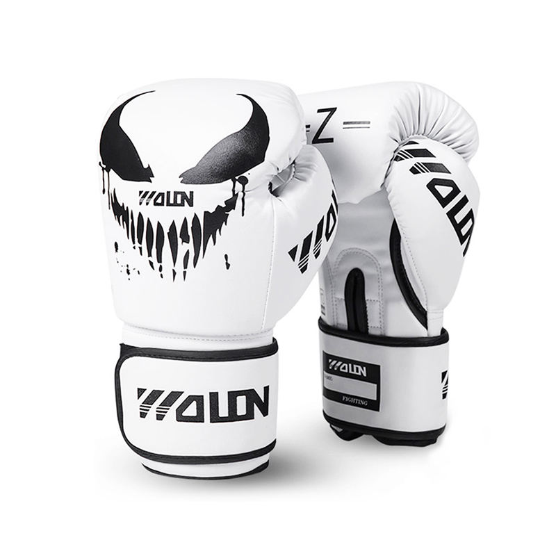 14OZ customizable sparring Hook & Loop boxing gloves