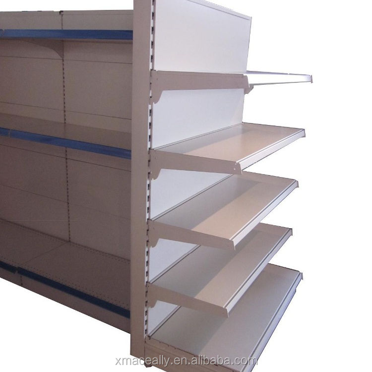 High quality light duty grocery store retail racking
