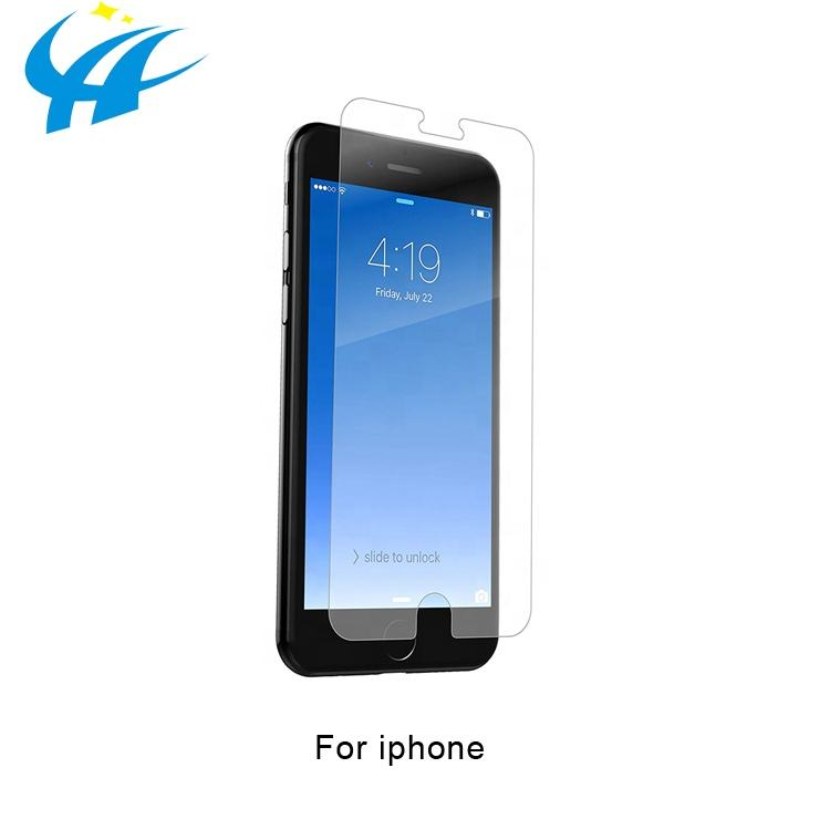 6S 0.26mm 9H Surface Hardness 2.5D Explosion-Proof Back Tempered Glass Film LGYD for 50 PCS for iPhone 6 No Retail Package