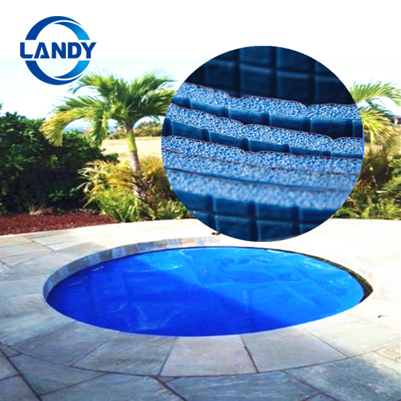 China Supplier waterproof swimming indoor spa pool cover foam