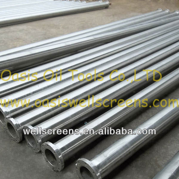 Stainless Steel Column Riser Pipes for Submersible Pumps