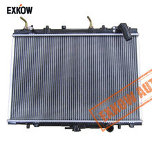Auto Parts Car Engine Radiator supplier MN153206 for Mitsubishi Pajero Sport I 6G72
