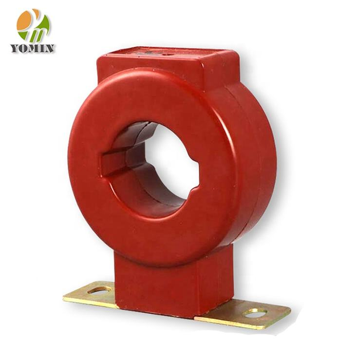 LMZ1-0.5 Rresin material type CT class 0.5 Low Voltage Current Transformer