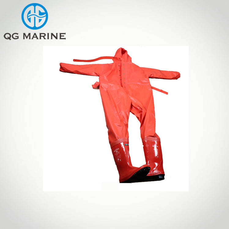 Fire Anti-Chemical Clothes Fire Fighting Chemical Protective Suits RFH-01