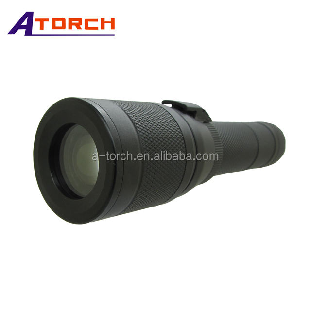 Professional Diving Torch 10W 1000lm IP68 Waterproof Diving Flashlight