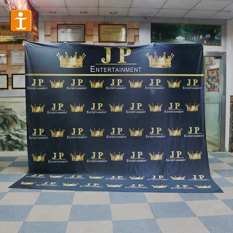 fabric cloth Poster banner 100% polyester fabric signs
