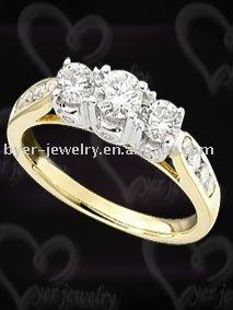 2013 gold wedding ring for men and women