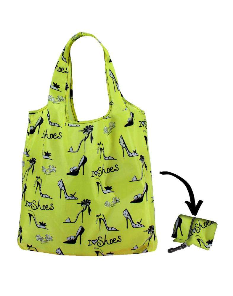 Eco Friendly Shopper Foldable Reusable Shopping Grocery Bag