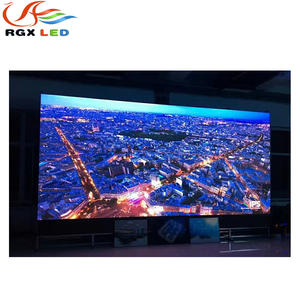 Indoor P3 LED Display Dinding YouTube Film Cina