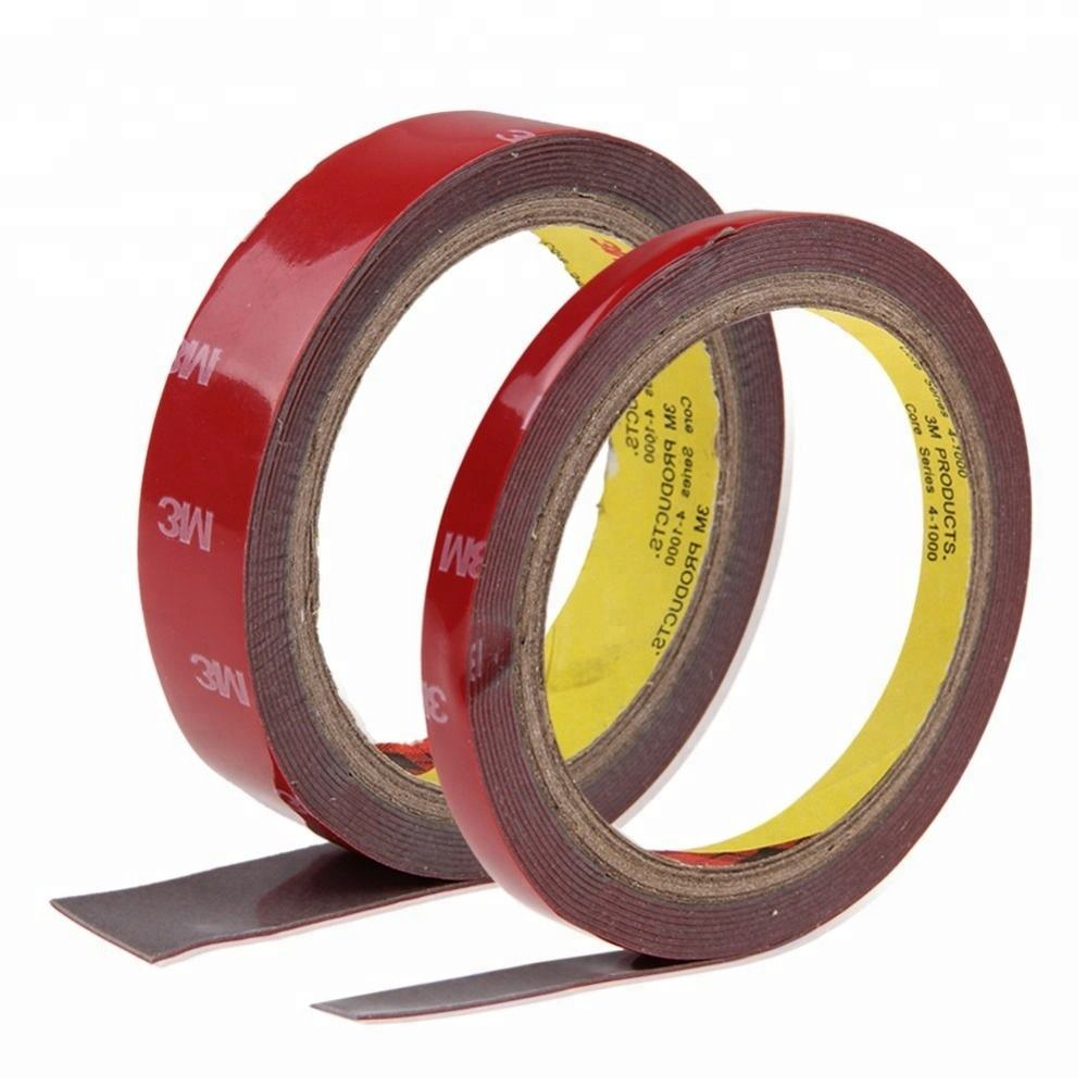 Hot melt adesivo 3 <span class=keywords><strong>3M</strong></span> tape double side acrílico foam tape