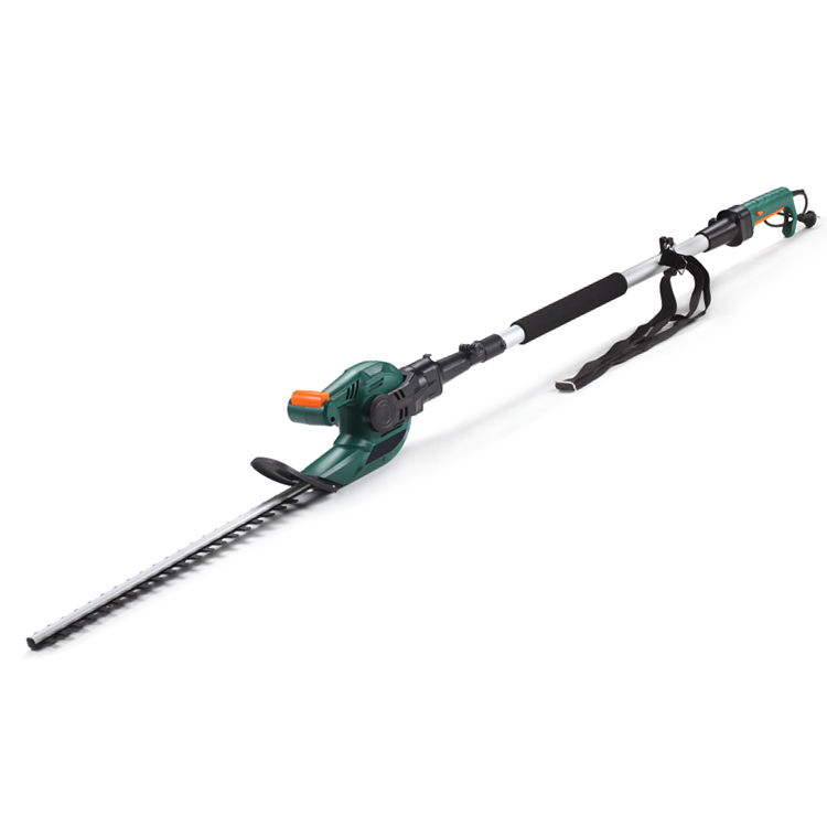 EAST 550w garden electric cordless long pole weed tree branch hedge trimmer machinery