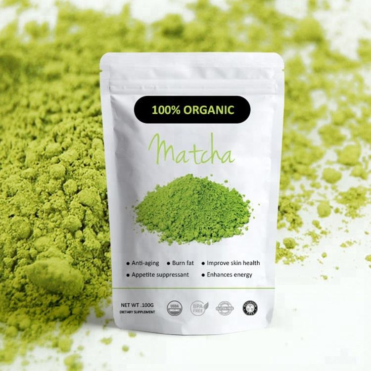 Organic Matcha Powder Green Tea Extracted for Weight loss