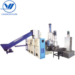 PE ,PP crusher, bottle scrap Crushing and Washing Recycling Machines Line
