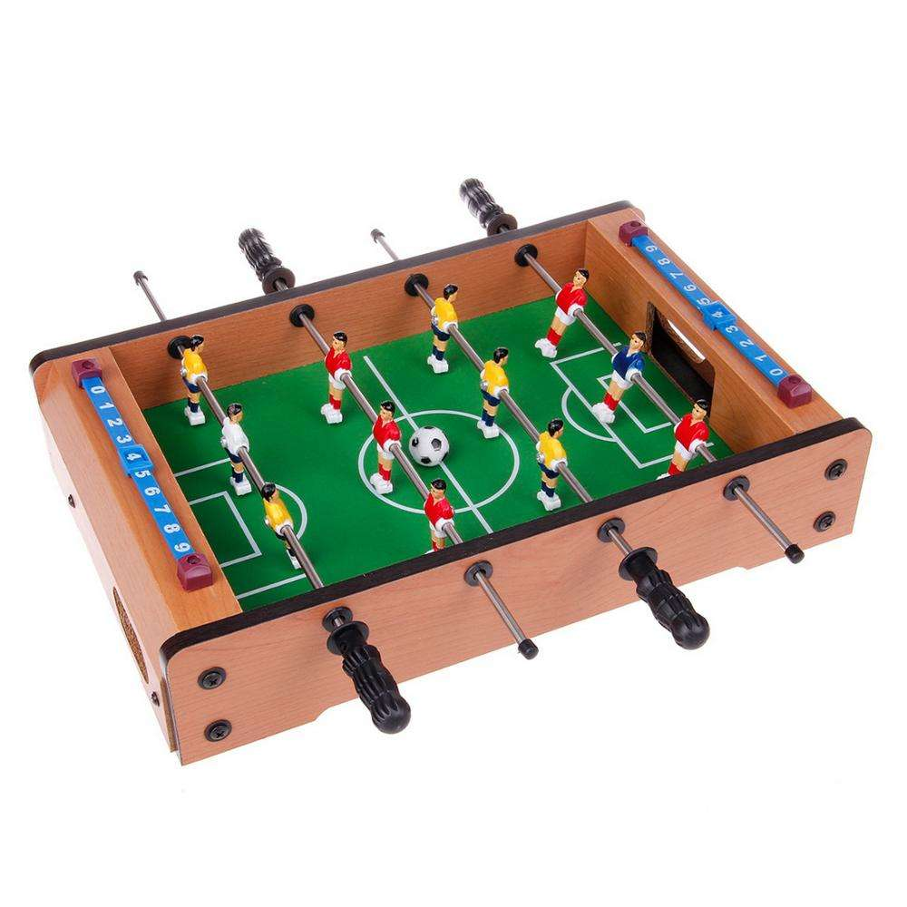 Mini Soccer Table/popular table wooden mini soccer football game