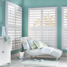 sound proof glass window pvc hurricane plantation shutters shuttered windows