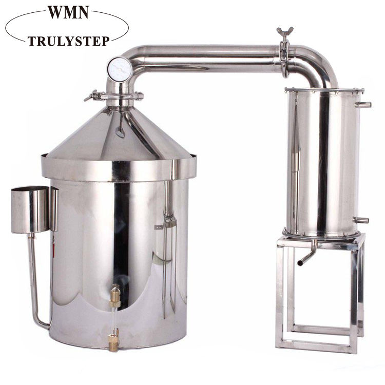 120L Moonshine Still Wine Making Kit Distillery Equipment