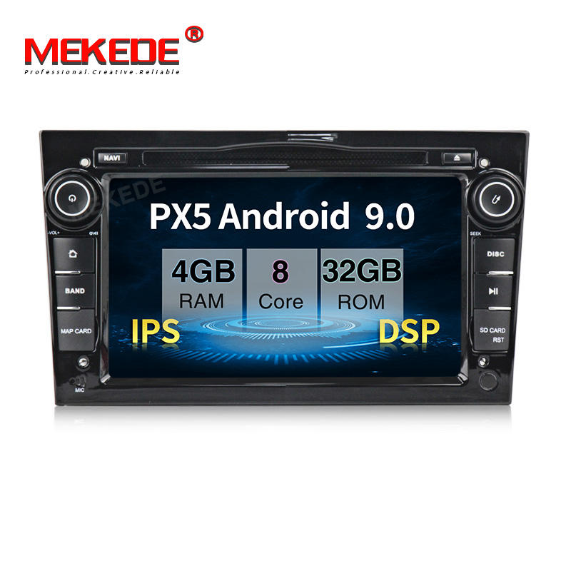 "MEKEDE 7"" Android 9.0 4+64G Octa Core Car DVD player for Opel Astra H G J VECTRA ANTARA ZAFIRA CORSA MERIVA with WIFI GPS Radio"