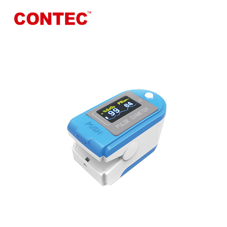 CONTEC CMS50D-BT date transmit pulse oximeter finger pulse meter bluetooth fingertip