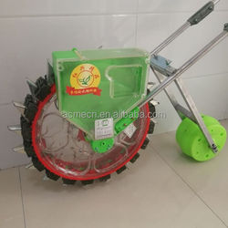 Hot sale manual cotton seeds sowing machine corn seeder for
