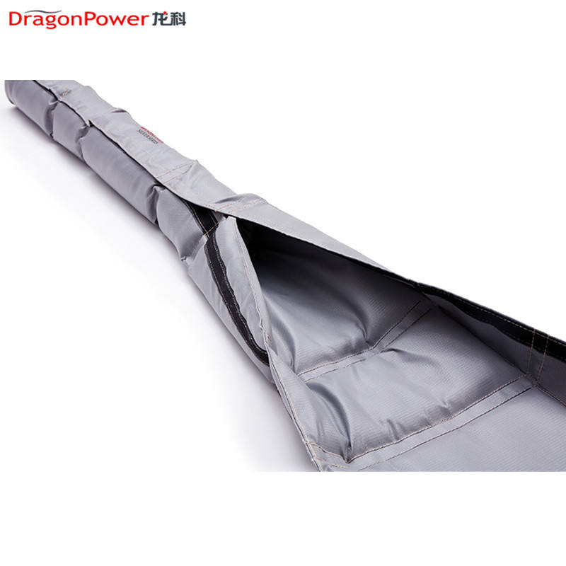 Hot sale factory direct Steam pipe insulation sleeve