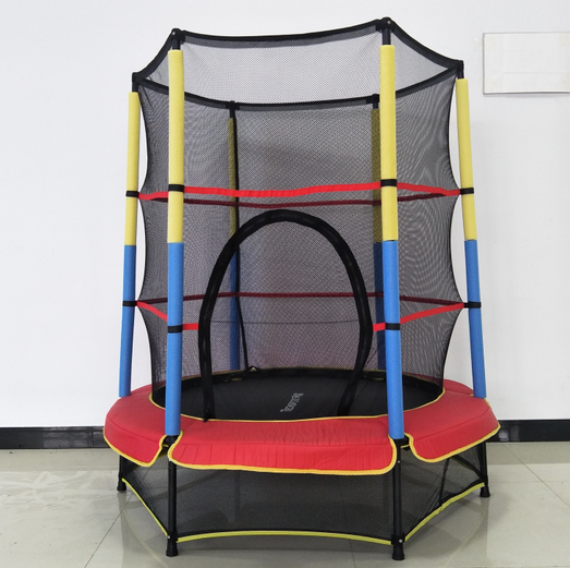 Hot Mini 55inches Trampoline indoor and outdoor