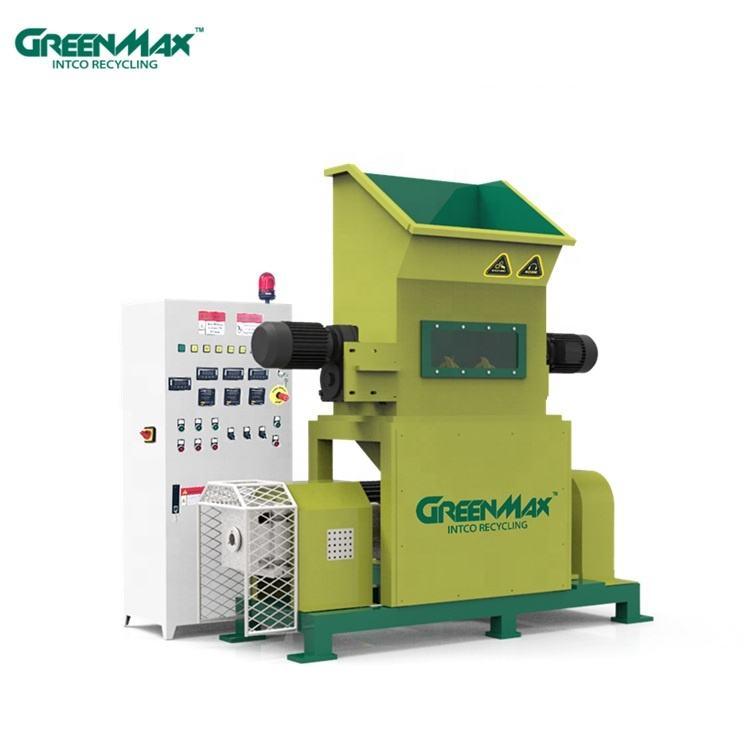 Advanced Styrofoam/eps foam raw material melting machine