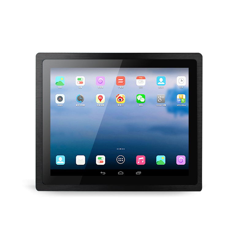 12 inch Front IP65 Industriële Android 4.4 Touch Screen lcd 2g Tablet PC WiFi